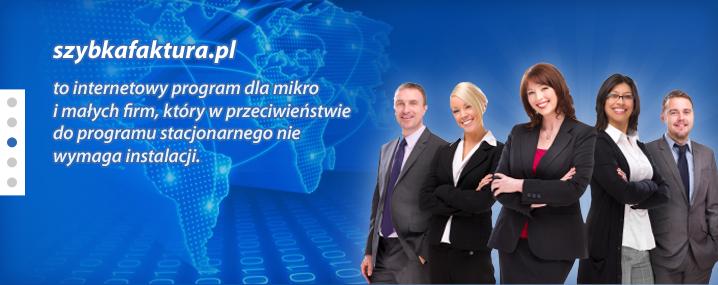 szybkafaktura.pl to internetowy program dla mikro i małych firm... Zobacz więcej